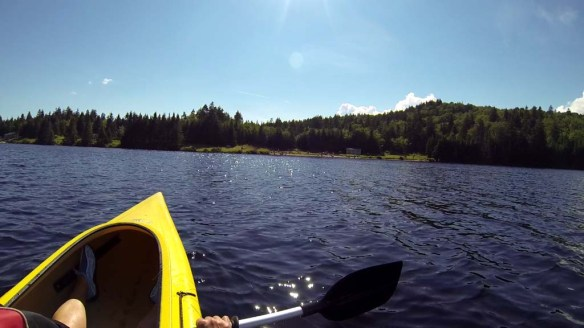 Bennett Lake, New Brunswick