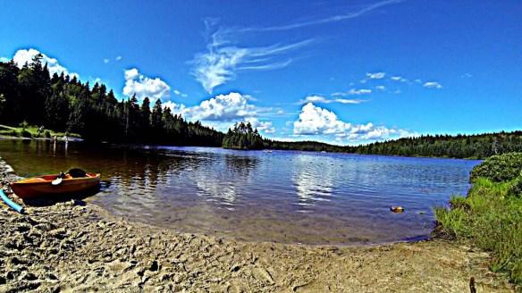 Bennett Lake, New Brunswick