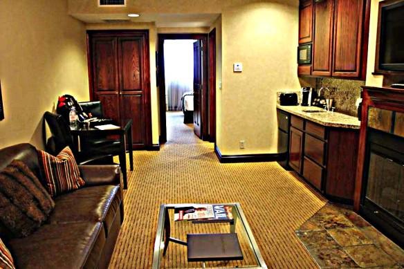 Beaver Creek Lodge Room