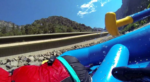 Rafting-the-Colorado-River