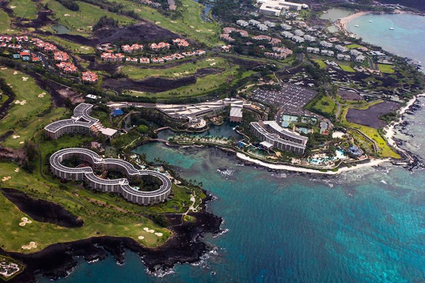 Paradise Helicopters, Hawaii