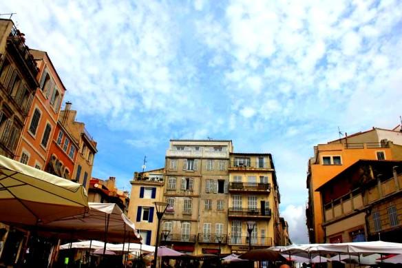 Downtown, Marseille