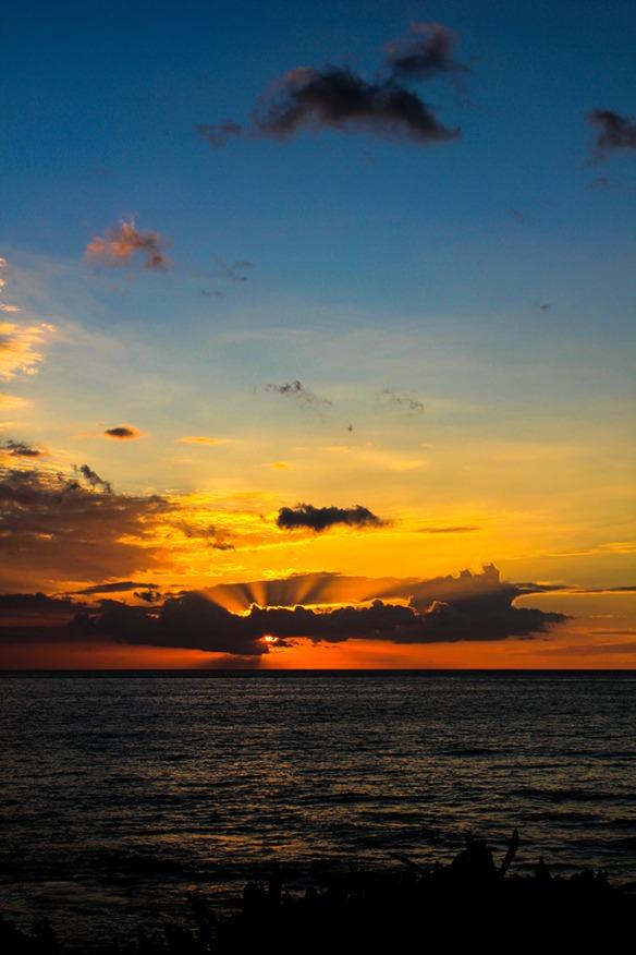 HIlton Waikoloa Village Sunset