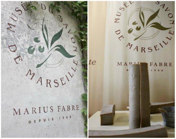 Marius Fabre Collage