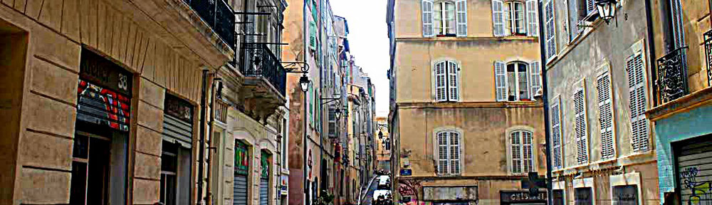 Marseille's-Streets