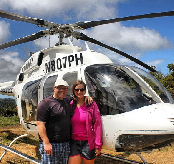 Paradise Helicopters, The Big Island