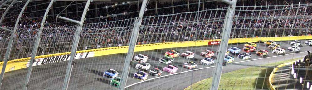 Bank-of-America-500,-Charlotte-Motor-Speedway