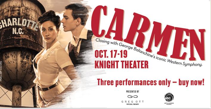 Carmen - NC Dance Theatre