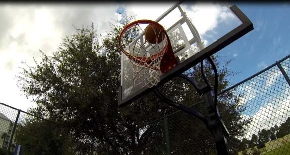 Basketball at Marriott's Harbour Lake