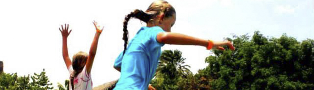Children in Curacao
