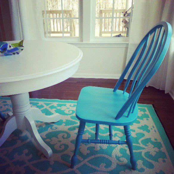 Dining Table and Chairs DIY