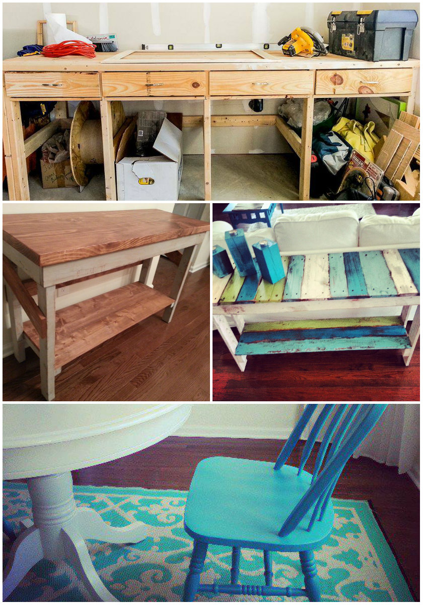 Diy crafts for around the house