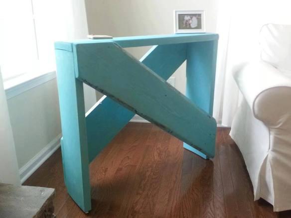 Side Table DIY