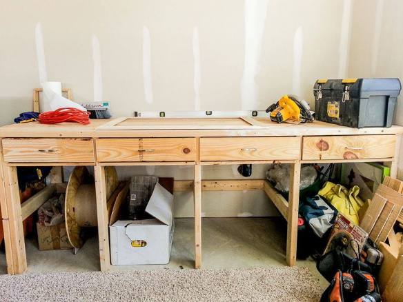 Work Bench DIY