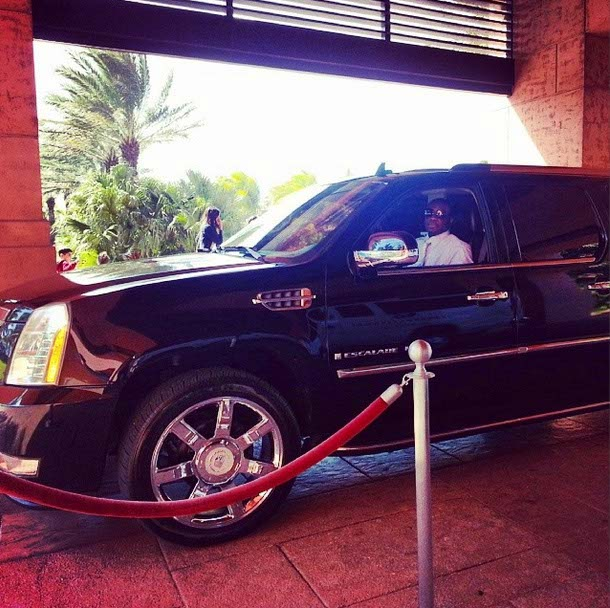 Celebrity Transfers, Atlantis, Bahamas