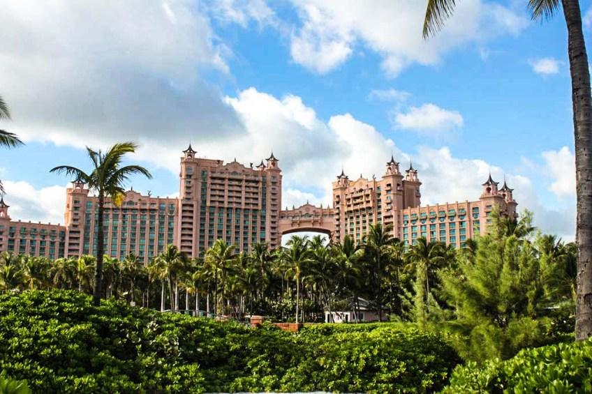 Royal Tower, Atlantis, Bahamas