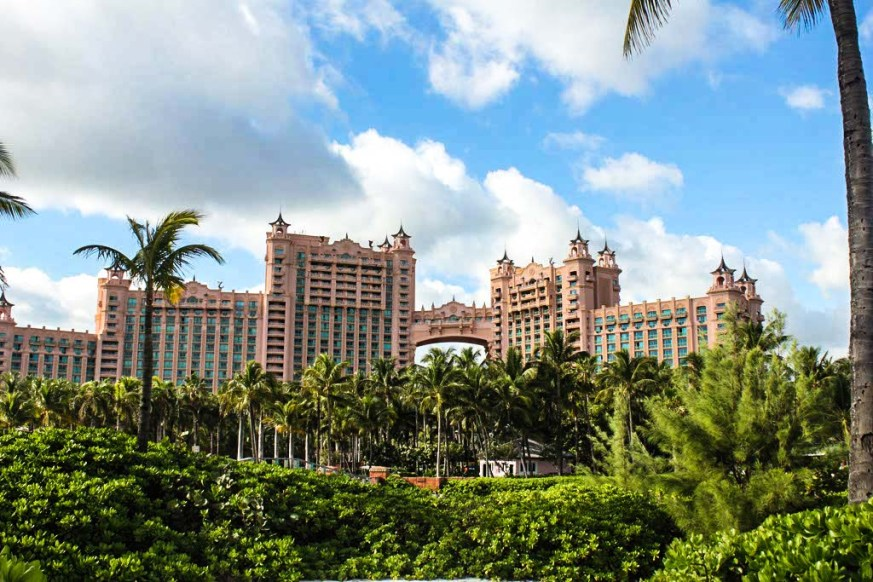 Royal Tower, Atlantis, Bahamas