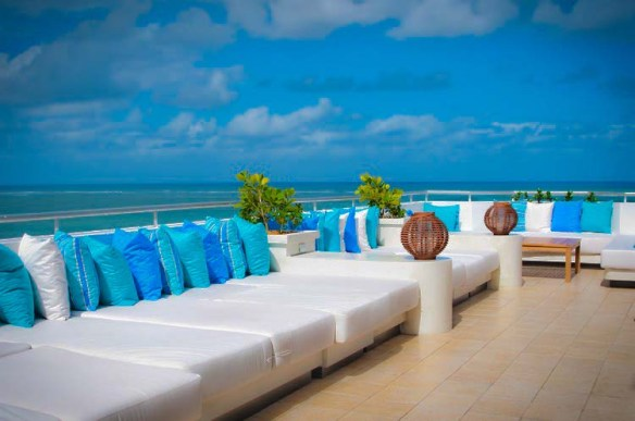 San Juan Water and Beach Club Pool