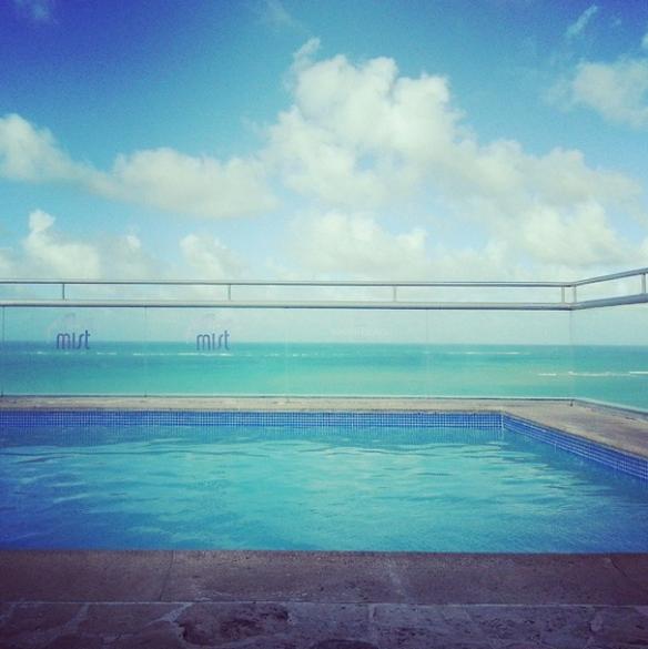 San Juan Water & Beach Club Pool