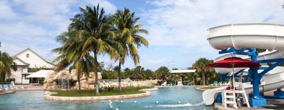 Water Slide Cayman Turtle Farm