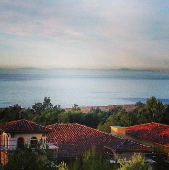 Good morning from Newport Coast Villas