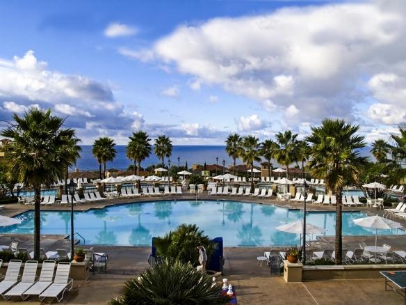 Marriott Newport Coast Villas Pool