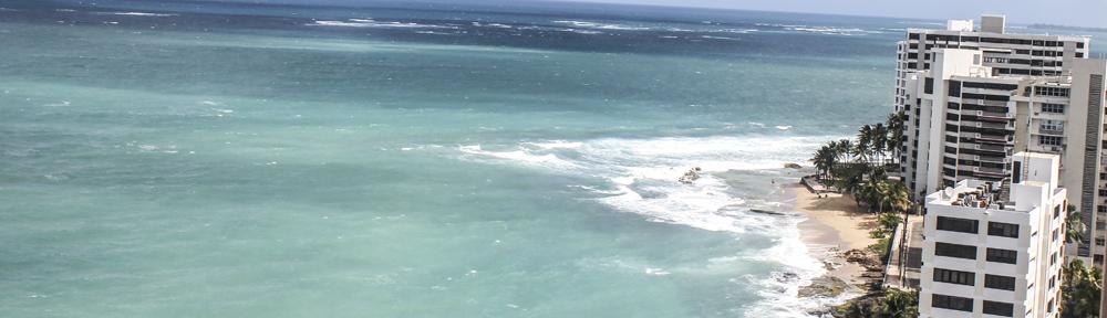 San Juan Marriott - Views