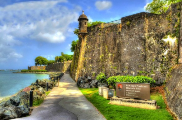 San Juan National Historic Site - El Morro