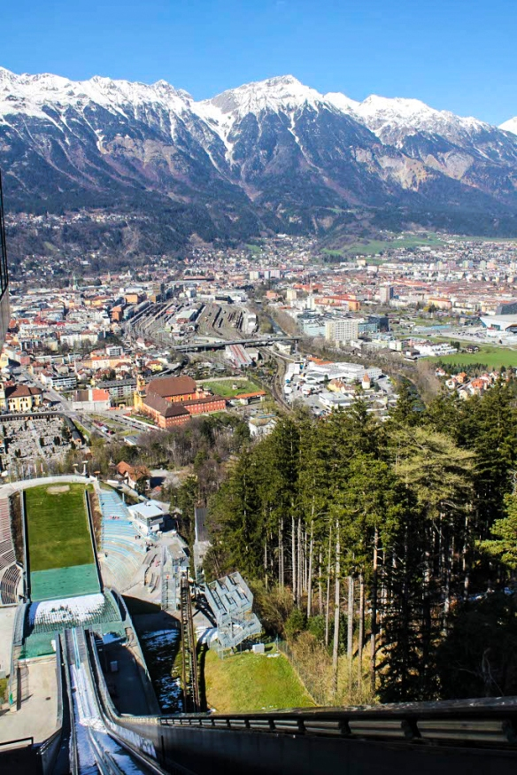 Bergisel Ski Jump Stadium, Innsbruck