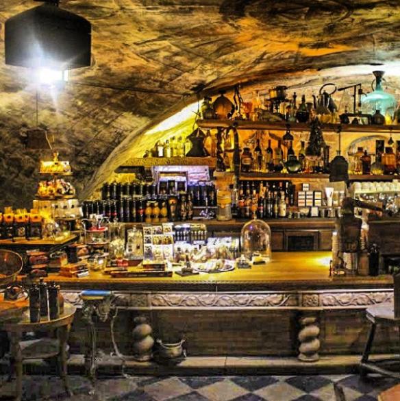 Black Magic Bar, Riga, Latvia