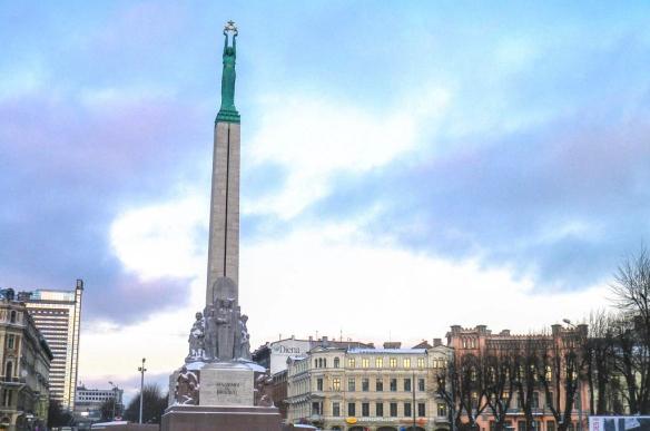 Freedom Street, Riga Latvia