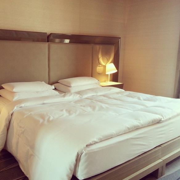 Grand Hotel Europa Room, Innsbruck, Austria