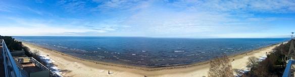 Jumala Beach, Latvia
