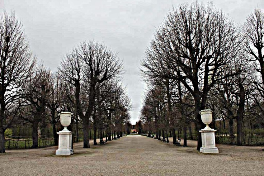 Palace Paths, Vienna