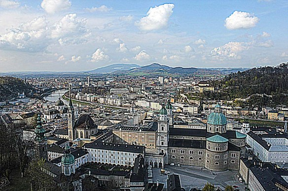 Salzburg City Center