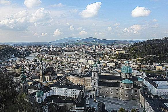 Salzburg City Center