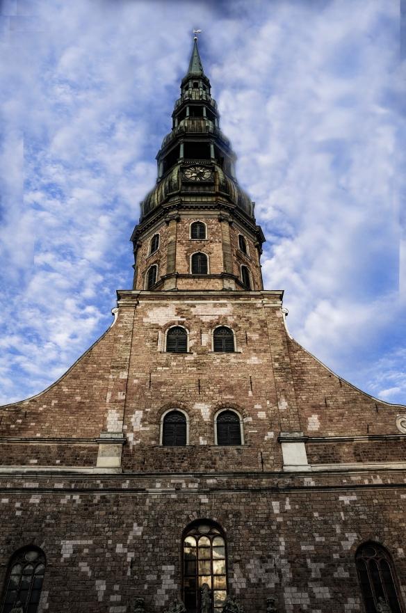 St Peters, Riga, Latvia