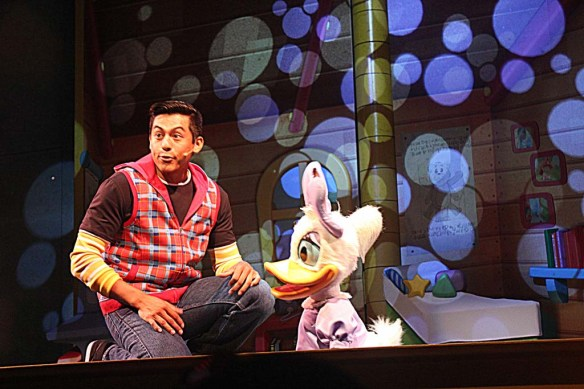Disney Junior Live on Stage - Daisy Duck