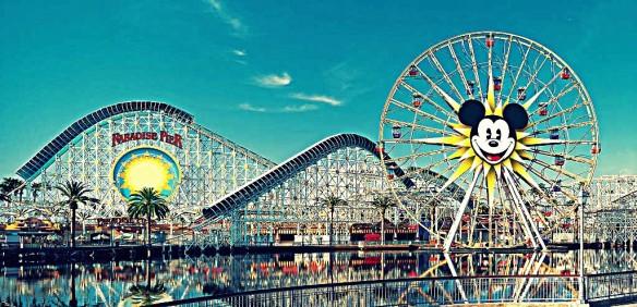Paradise Pier - Mickey's Fun Wheel