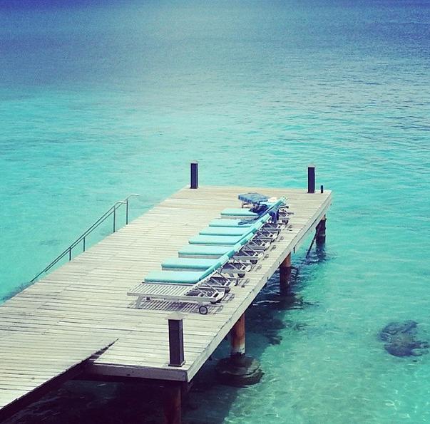 Bellafonte, Bonaire Dock