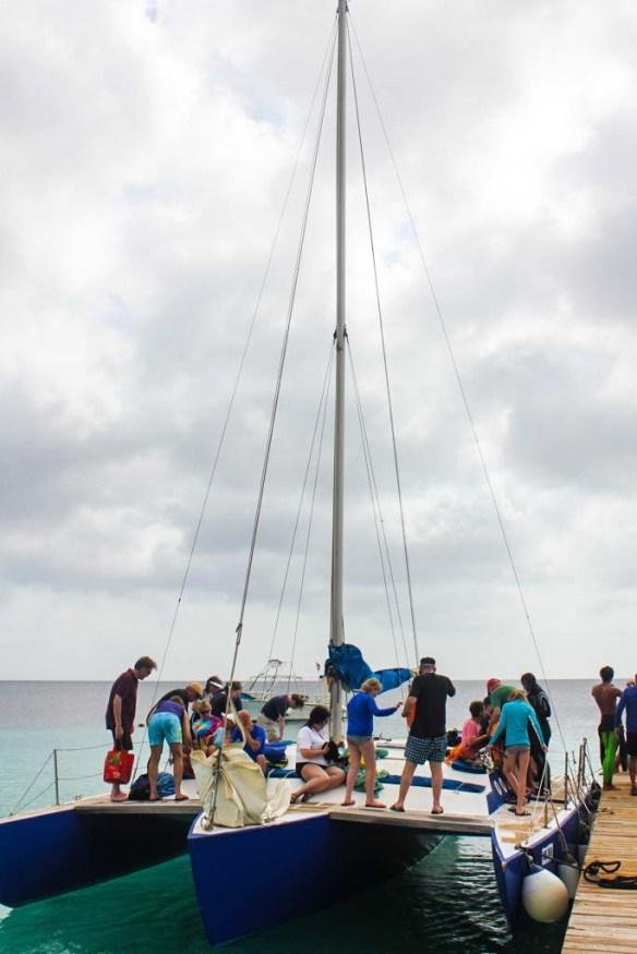 WoodWind Cruises, Bonaire