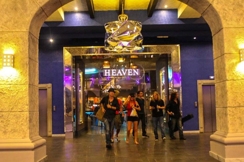 Hard Rock Band at Heaven