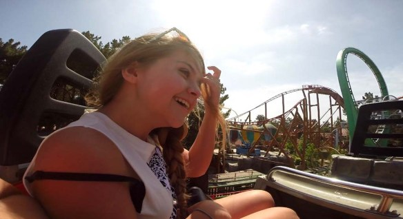 Knott's Roller Coaster Ride