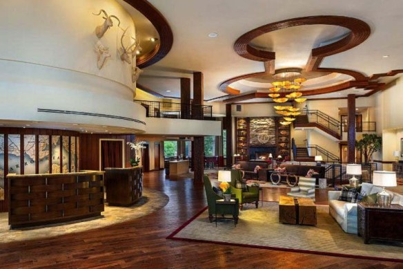 Lake Arrowhead Resort - Lobby