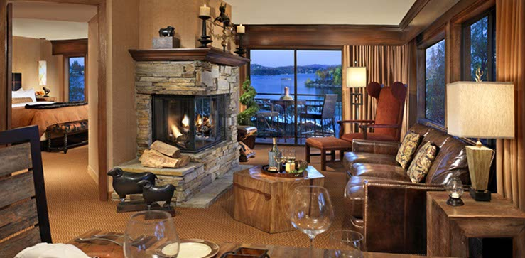 Lake Arrowhead Resort - Eagle Suite