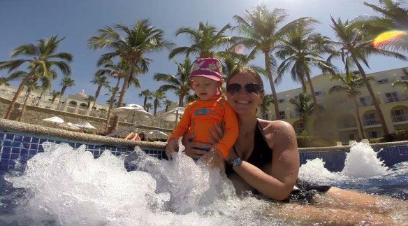 Riu Palace Cabo Pool