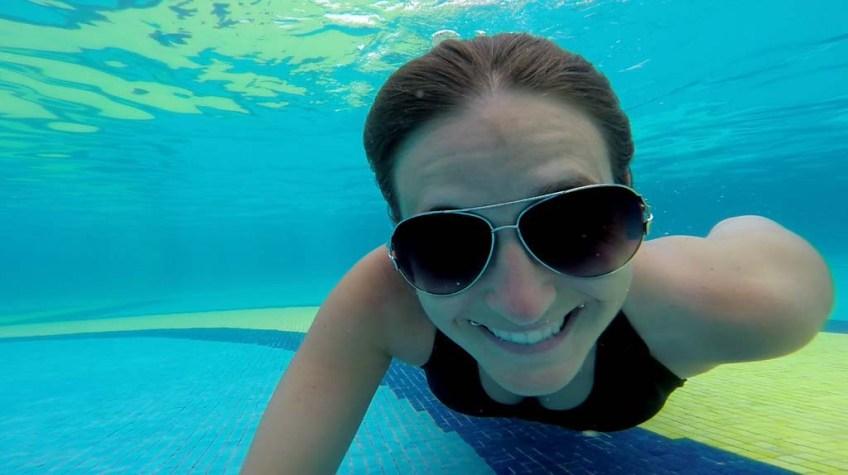 Underwater Photo at Riu Palace Cabo