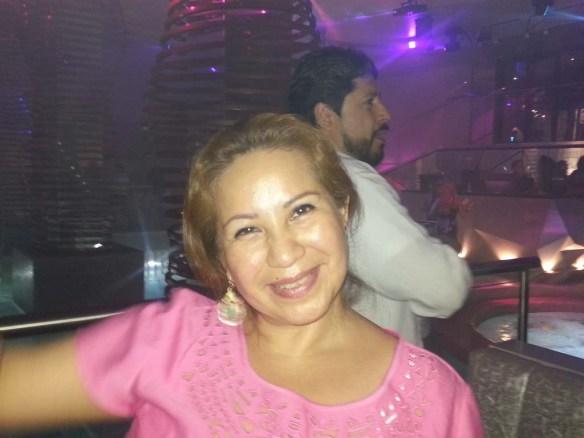 Dancing at Heaven Bar, Hard Rock Riviera Maya