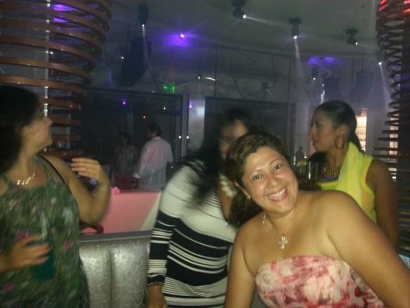 Dancing at Heaven Bar, Hard Rock