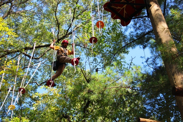 Adventure America Zipline Canopy Tours